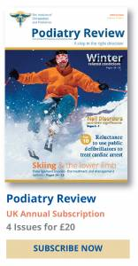 UK Podiatry Review