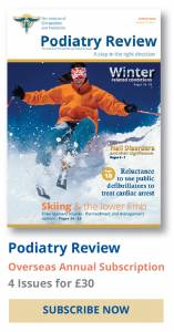 Overseas Podiatry Review